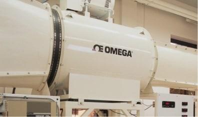 Calibrator Wind tunnel image