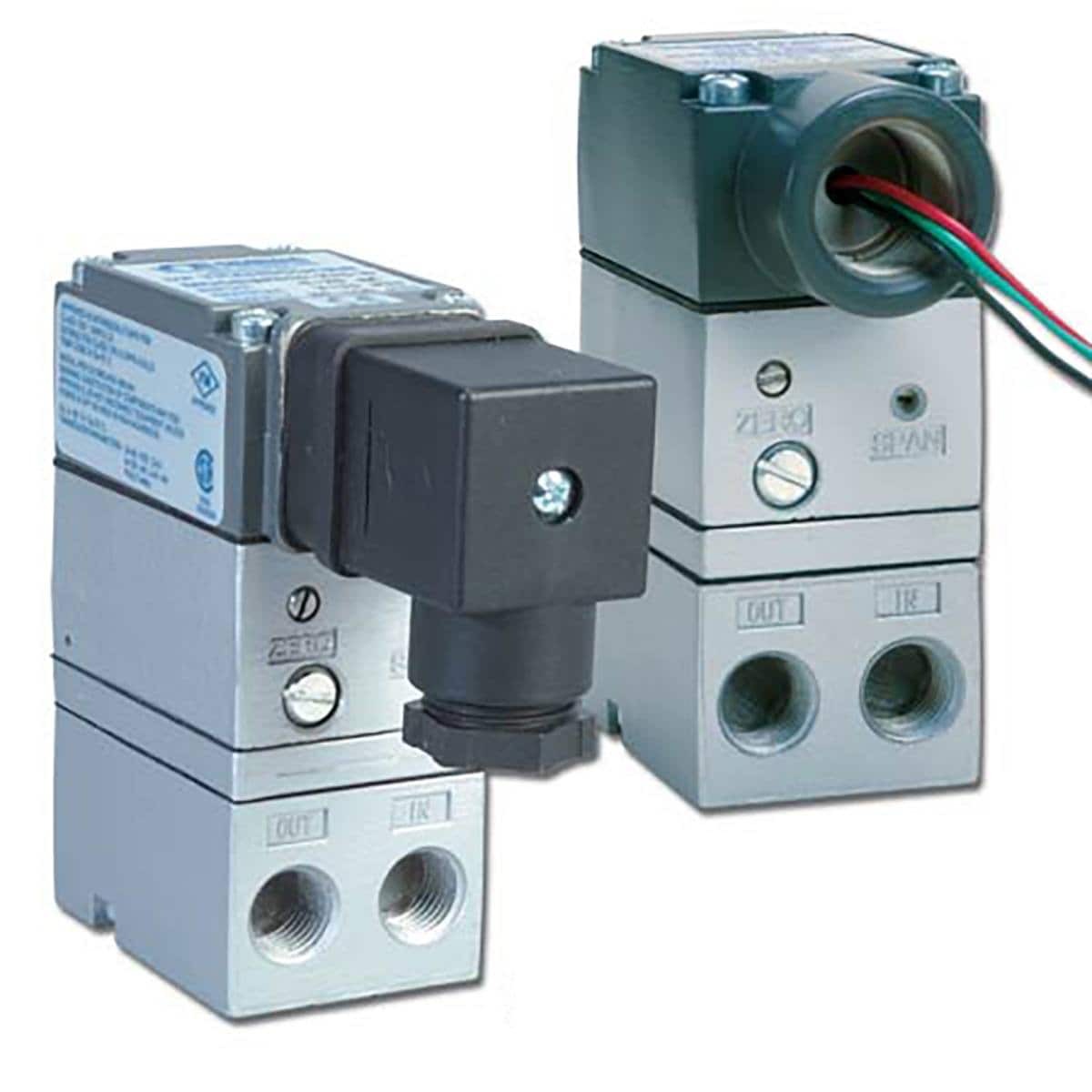 I/P Electronic Air Pressure Control
