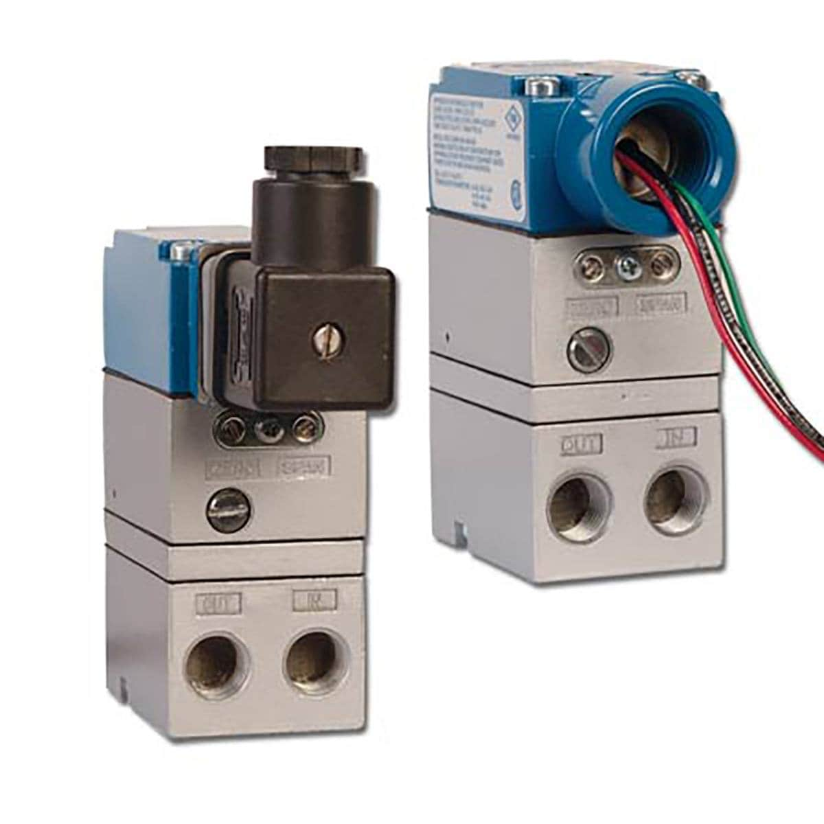 Compact Current I/P  to Pressure Converter