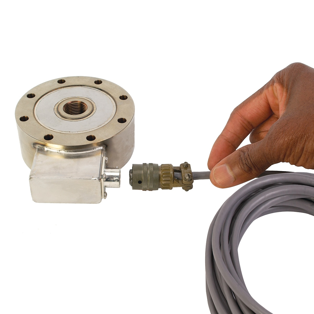 Twist Lock Cable Assemblies for Pressure Transducers and Load Cells
