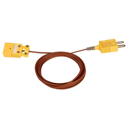 Thermocouple Extension Cables with Molded Connectors