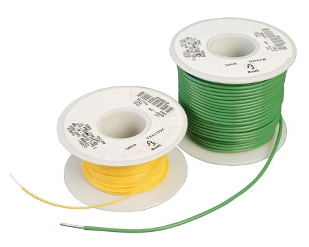 Hook Up Wire with PTFE Insulation