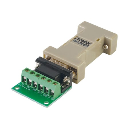 RS-485 to RS-232 Interface Converter