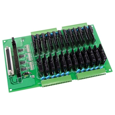 24 Channel Solid State Relay Output Board for OME-PIOD144