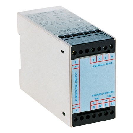 Economical DIN Rail Signal Conditioners