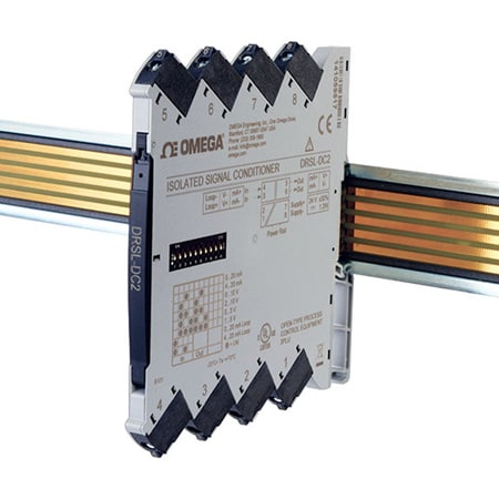 Isolated DIN Rail Signal Conditioner