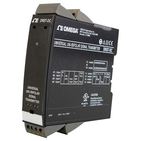 Universal Uni-/Bipolar DC Signal Transmitter
