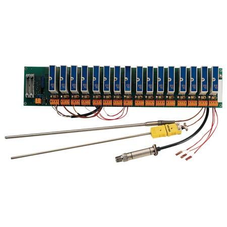 Conditionneurs de signaux modulaires jusqu'à 10kHz