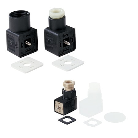 DIN Style Connectors for Transducers