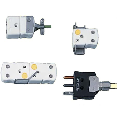 Accessories for Ceramic and Three-Pin Temperature Connectors