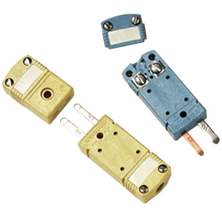 High Temperature Miniature Connectors - Male Connector