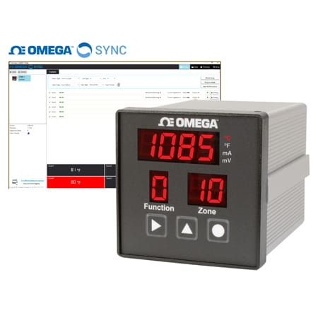 Universal 6/12 Channel ¼ DIN Panel Meter