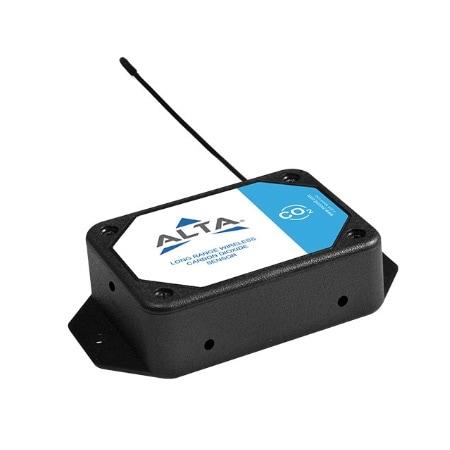 Alta Long Range Wireless IIoT Carbon Dioxide (CO2) Gas Sensors