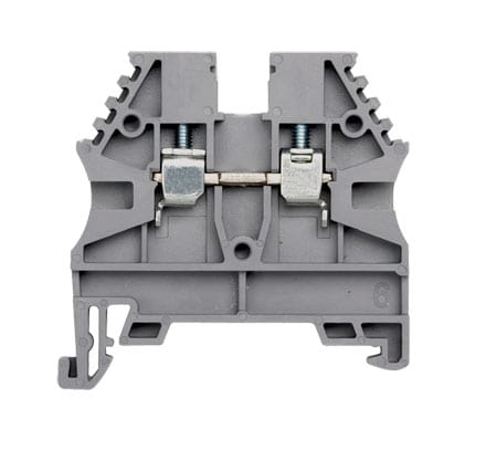 AVK Series Feed Through DIN Rail Mounting Terminal Blocks