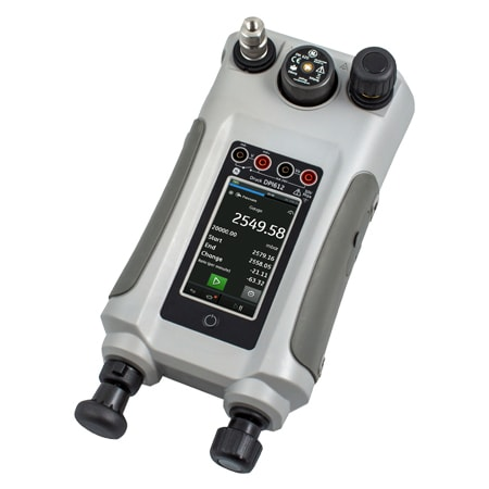 GE Druck DPI 612 Flex Series Range Flexible Pressure Calibrators