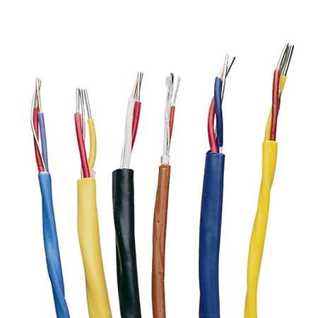 Câbles d'extension pour thermocouple homologués UL