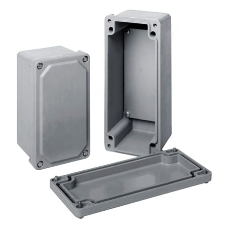 Nema 4X (IP66) Non-Metallic Electrical Junction Boxes