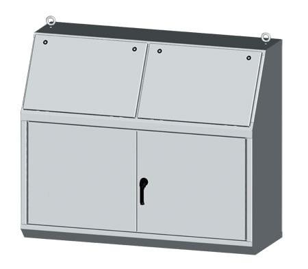 NEMA12 OPR Workstation/Electrical Cabinet for Ind. OPR Interface