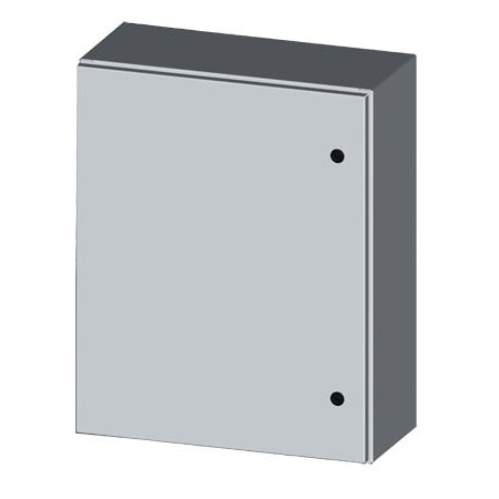 NEMA 4 Single Door Outdoor Electrical Enclosures & Cabinets.