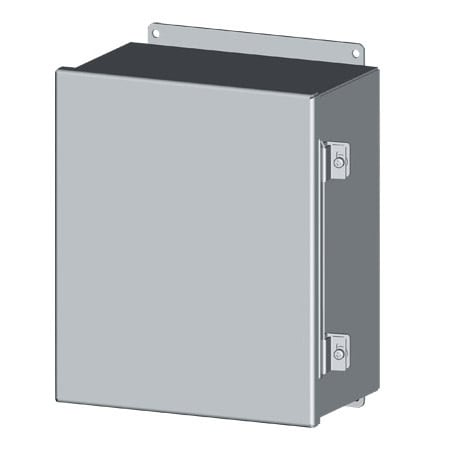 NEMA Type 4 Electrical Enclosures in sizes from 4x4 to 16x14