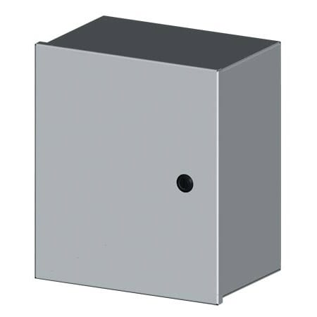 NEMA 1 Single-Door Electrical Enclosures. Sizes  6x6 to 36x30.