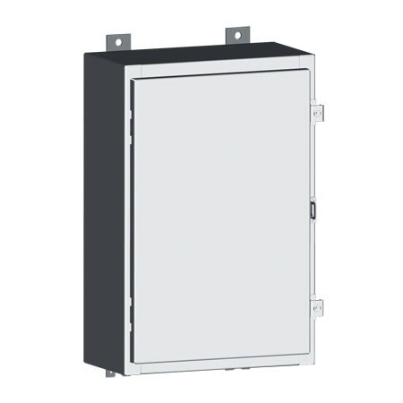 NEMA 4 Single-Door Electrical Enclosures in sizes 12x24 to 72x36