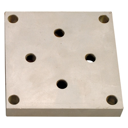 Mounting Plates for LC1001/LC1011 Series Load Cells, Alloy Steel or 17-4 PH Stainless Steel