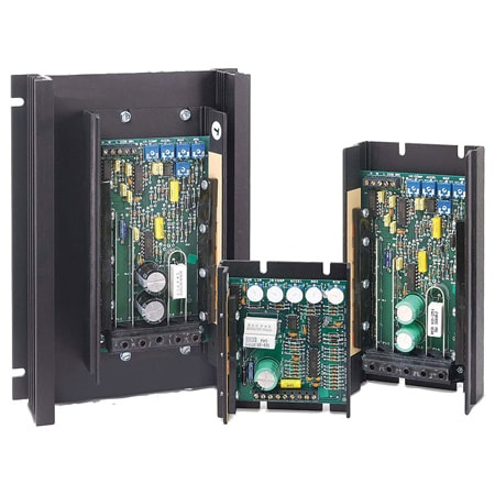 Battery Operated DC Motor Speed Control - Chassis or Enclosure