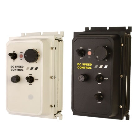 NEMA 4X Washdown SCR Speed Controllers for Food Industry