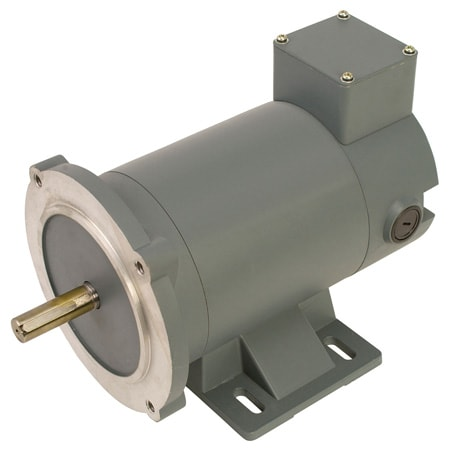 OMPM-DC Series DC Motors-TENV or TEFC Enclosure type