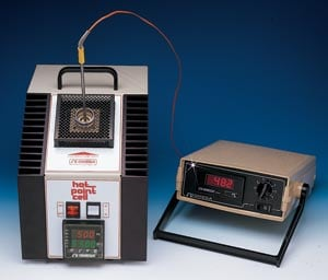 CL900-110 hot point™ dry block calibrator