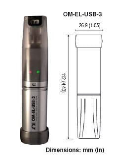 H: 112mm, W: 26.4mm