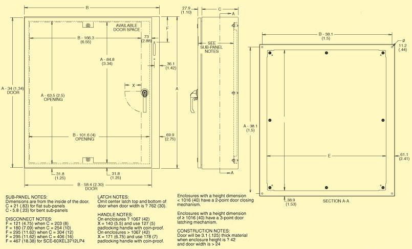 SCE_XEL Product Diagram