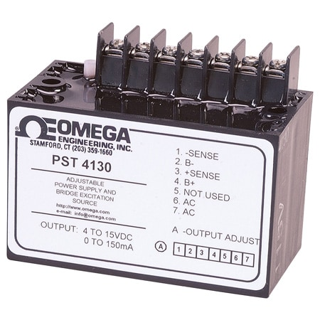 Regulated/Adjustable Power Supply for Transducers and Bridges