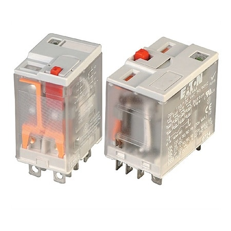 "General Purpose ""Ice Cube"" Plug-In Relays for High Current Applications"