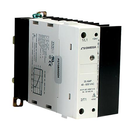 DIN Rail Mount Solid State Relays