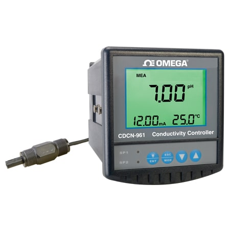 Conductivity, Resistivity or TDS Controller