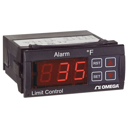 Temperature Limit Controller with Audible Buzzer and 15 Amp Relay