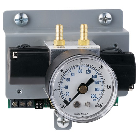 Current to Pressure (I/P) and Voltage to Pressure (E/P) Electropneumatic Converters