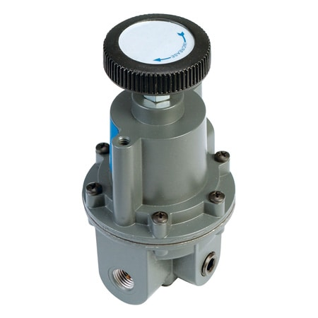 Air Pressure Regulators for High Flow