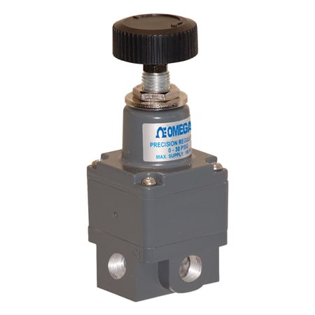 Miniature Air Pressure Regulators
