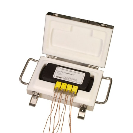 8-Channel Oven Data Logger