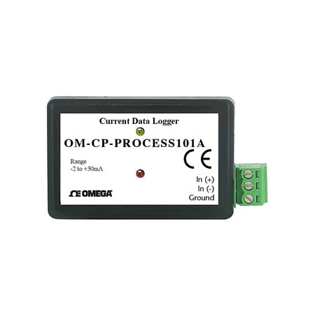 DC Current Data Logger
