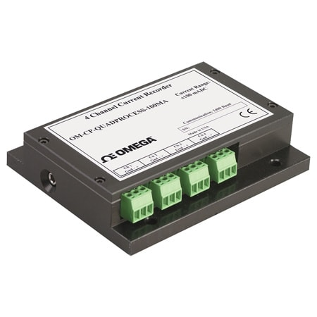4 Channel Current Data Logger