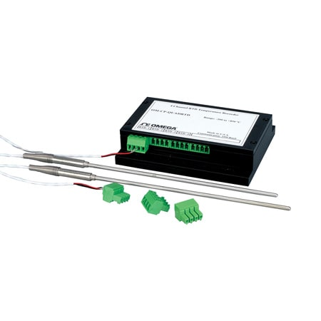 4-Channel Temperature Data Logger Part of the NOMAD® Family