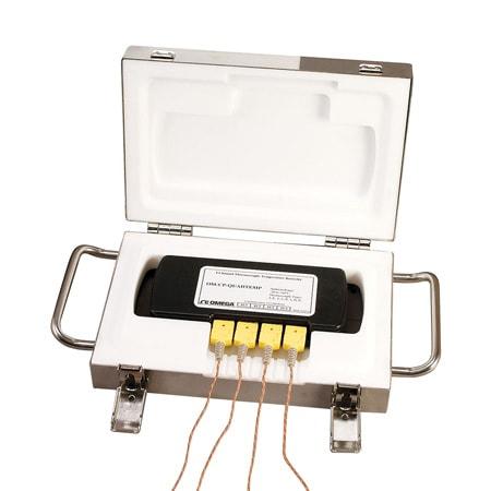 4-Channel Oven Temperature Data Logger