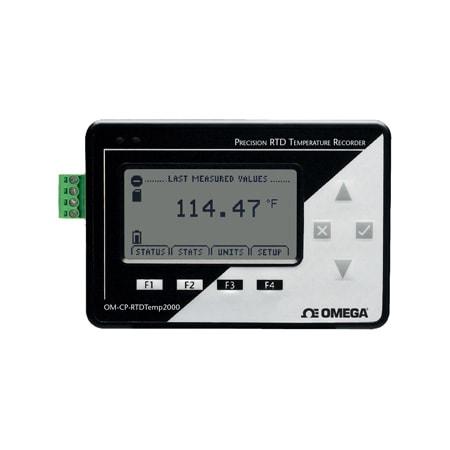 Precision RTD Temperature Data Logger