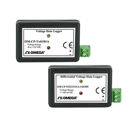 Voltage Data Loggers, Part of the NOMAD® Family