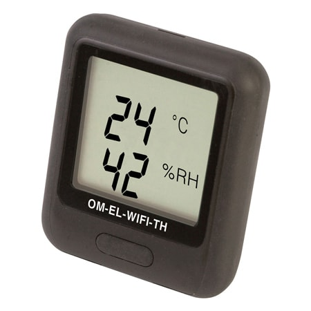 High accuracy Wireless Temperature and Humidity Data Loggers