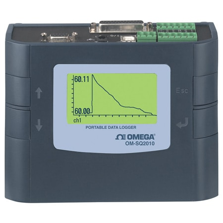 Portable Data Logger with 4 to 8 Universal Inputs